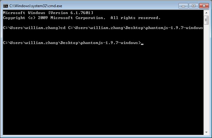 Windows 下 使用 PhantomJS 实现网站截图 - 第4张    我的博客 - 技术分享